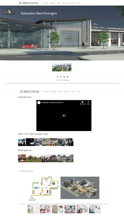 سایت آلمانی Architekten