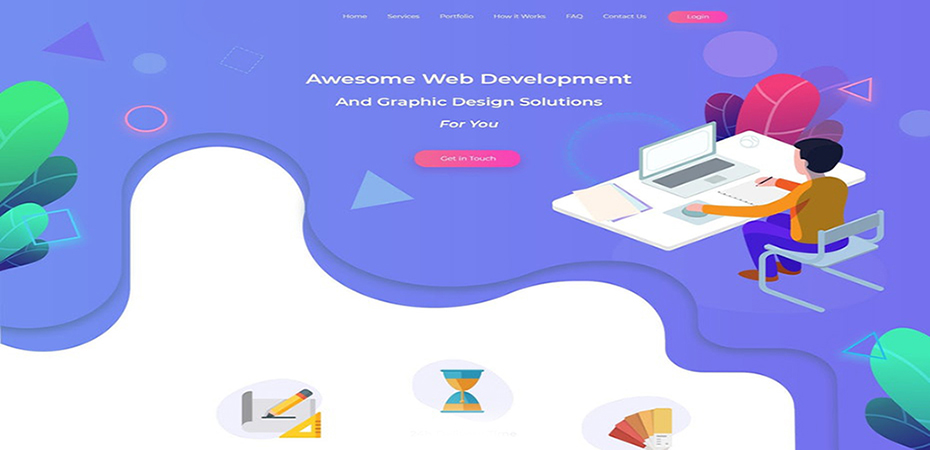 10 روند طراحی وب در سال 2019