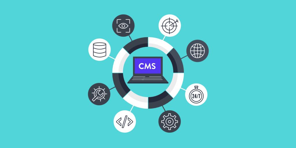 دلیل استفاده از cms ها